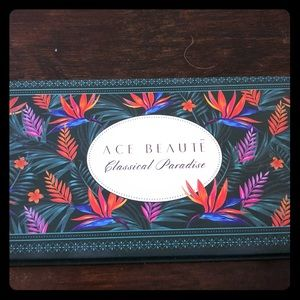 Ace Beaute Classical Paradise Eyeshadow Palette